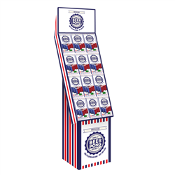 Original Beer Pong Kit: Off Fixture Display POS