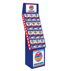 Party Pong: Off Fixture Display POS