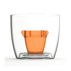 Bomber Jagerbomb Cups - Orange (x10)
