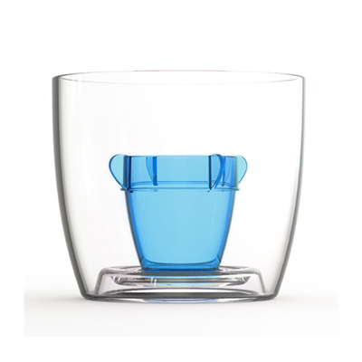 Bomber Jagerbomb Cups - Blue (x10)