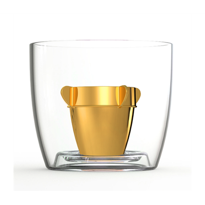 Bomber Jagerbomb Cups - Gold (x10)