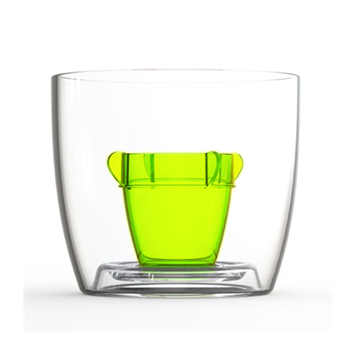 Bomber Jagerbomb Cups - Green (x10)