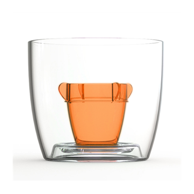 Bomber Jagerbomb Cups - Orange (x10)
