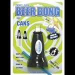 The Can Bong (Cardboard) Black